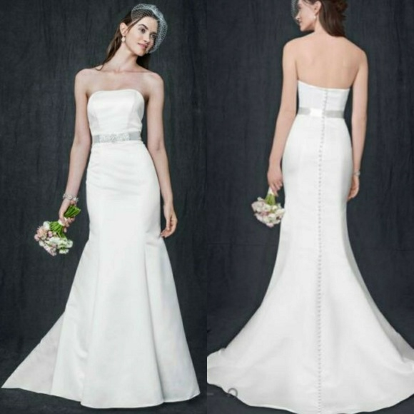 88608d0614e Mermaid style Wedding Dress